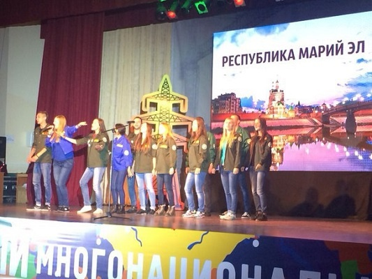 Юбилейный слет студенческих отрядов Приволжского федерального округа