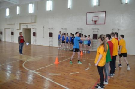 Соревнования команд студентов ПОО, проживающих в общежитиях
