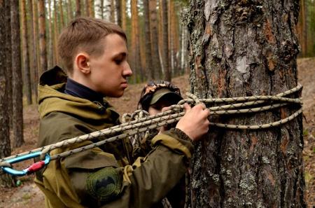 """""""Палаточный лагерь """"Разведчик"""""""
