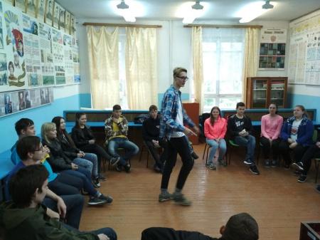 Летняя школа добровольцев