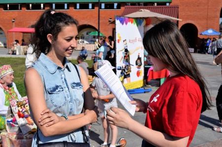 Молодежь Республики Марий Эл за здоровый образ жизни!
