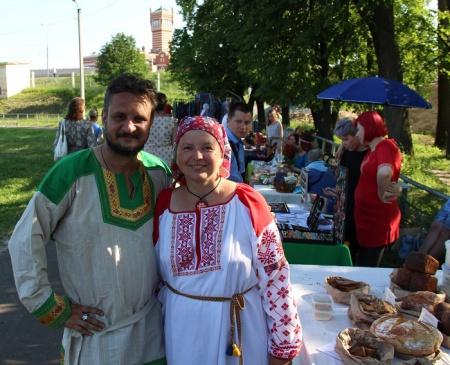 Этно-фестиваль «Красное солнце»