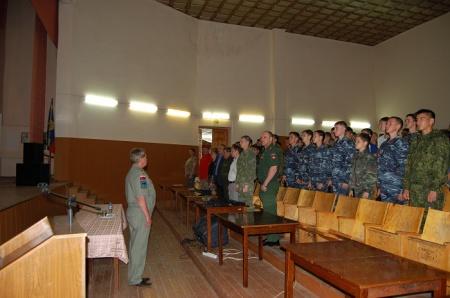 Военно-учебные сборы-2018