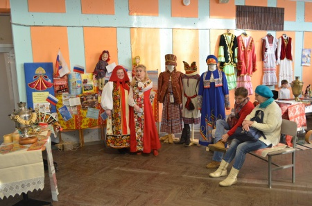Пятый молодежный фестиваль национальных культур