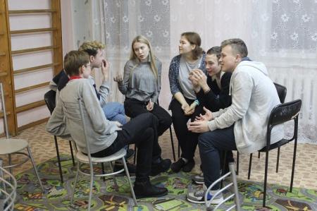 Социальный театр делает первые шаги в Марий Эл