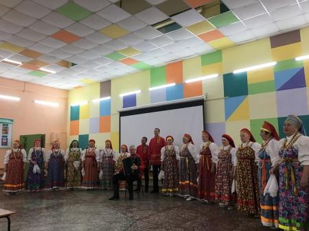 Концерт, посвященный воссоединению Крыма с Россией