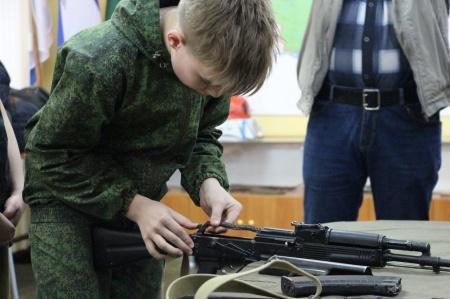 Соревнования по военно-прикладным дисциплинам