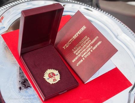 Золотые знаки отличия ГТО вскоре получат 107 жителей Марий Эл!