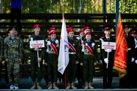Юнармейцы Марий Эл заняли 10-е место в «Зарнице Поволжья»