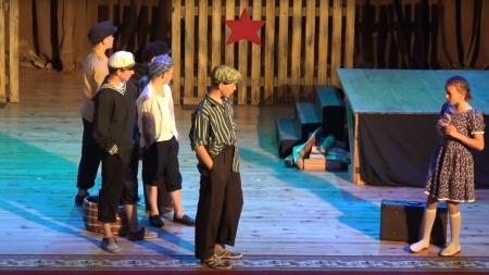 Постановка детской театральной студии из Мордовии
