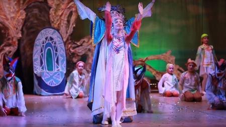 "Балет-сказка ""Волшебный сундук"""
