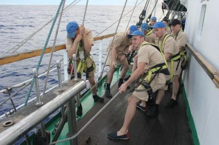 Кругосветное плавание фрегата «Паллада»