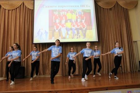 Республиканский конкурс агитбригад и исполнителей «Мы за здоровый образ жизни!»