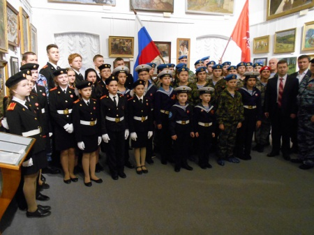Новости от воспитанников Зонального центра г. Козьмодемьянска