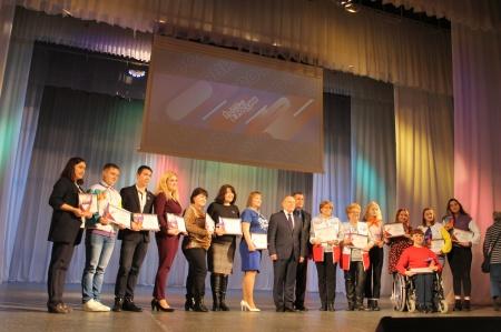 Церемония чествования добровольцев Республики Марий Эл