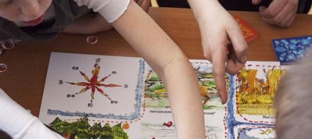 Онлайн занятия о природных пожарах для детей