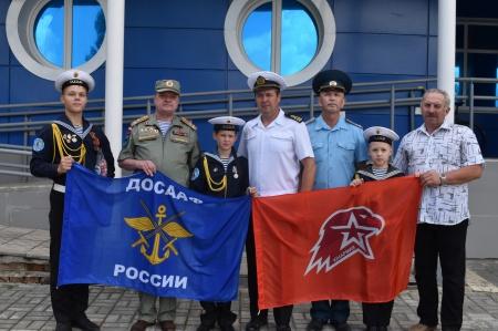 Конкурс военно-патриотическое объединение «На страже Отечества»