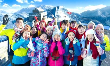 Волонтеры на Олимпиаду Пекин 2022