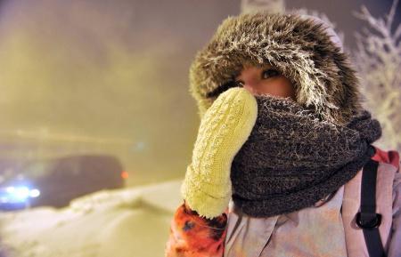 ОСНОВЫ ЛИЧНОЙ БЕЗОПАСНОСТИ - Мороз