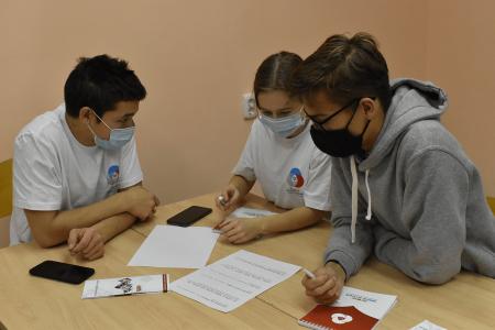 Школьники из 15 муниципалитетов Республики Марий Эл стали участниками Школы добровольцев Российского движения школьников