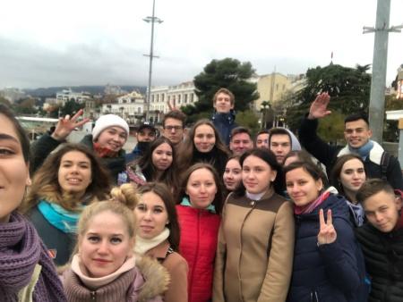 Студенческие отряды Республики Марий Эл открыли зимнюю целину