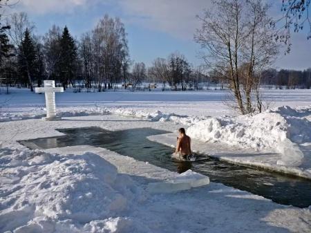 Меры безопасности при проведении Крещенских купаний