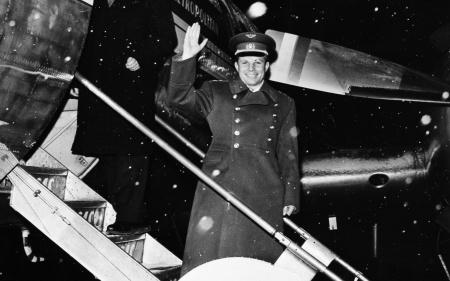 В этот день в 1934 году родился советский летчик-космонавт, первый космонавт Земли, Герой Советского Союза Юрий Гагарин
