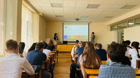 Информационная встреча по вопросам участия в форуме ПФО iВолга.