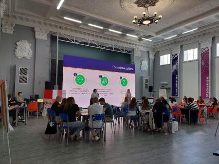Делегация Республики Марий Эл принимает участие в окружном совещании Приволжского федерального округа.