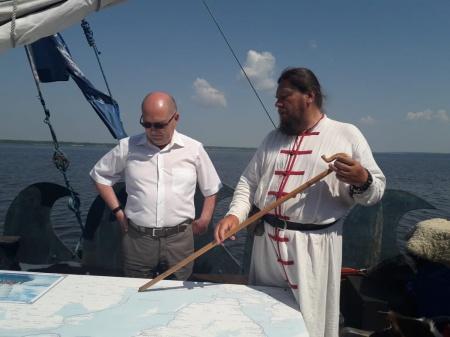 Международная научно-исследовательская Экспедиция на Варяжское море «Путь Рюрика»