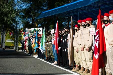 VIII окружной финал военно-спортивной игры «Зарница Поволжья» объявляется открытым!